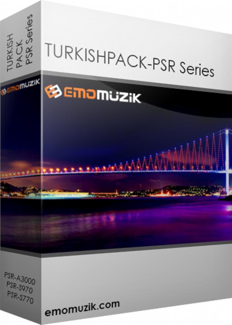 Turkish Pack PSR